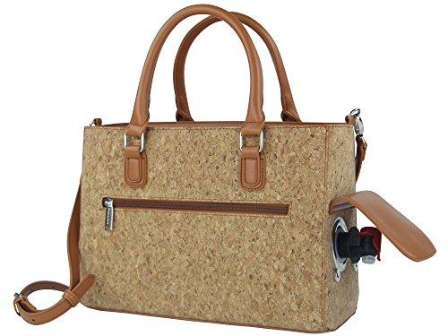 purse with wine spout - 1