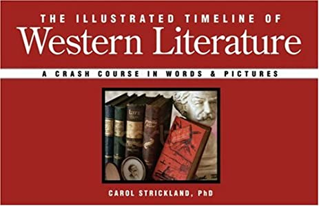The Illustrated Timeline of Western Literature: A Crash Course in Words & Pictures