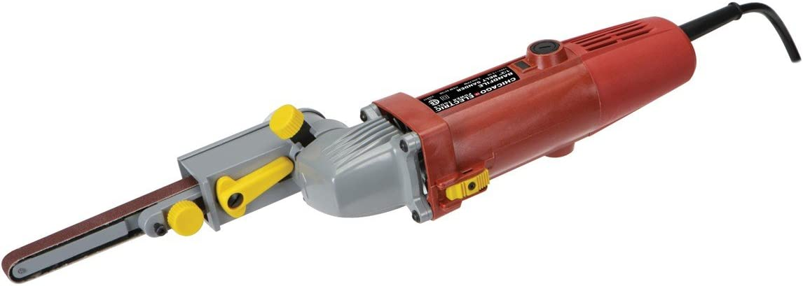 5.3 Amp 1 2 in. Heavy Duty Bandfile Belt Sander