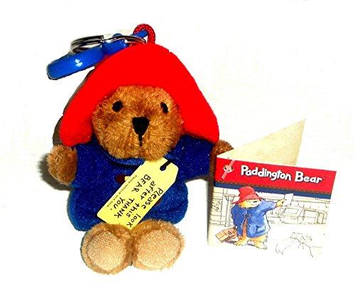 Bear Design Keychains - Paddington Bear Classic Keychain