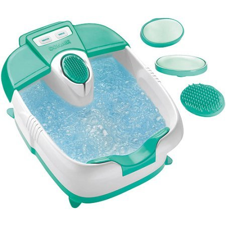 Ultra Pedicure Foot Spa (Conair True Foot Spa Bath Massager with Bubbles and Heat)