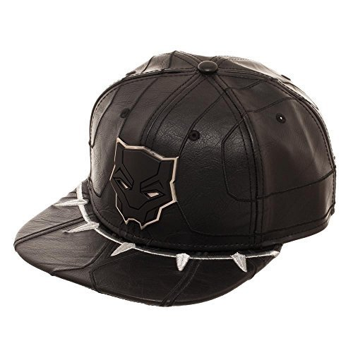 Bioworld Black Panther Suit Up Snapback Standard