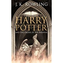 Harry Potter And The Order Of The Phoenix: Written by JK Rowling, 2011 Edition, (Adult ed) Publisher: Bloomsbury UK [Hardcover]