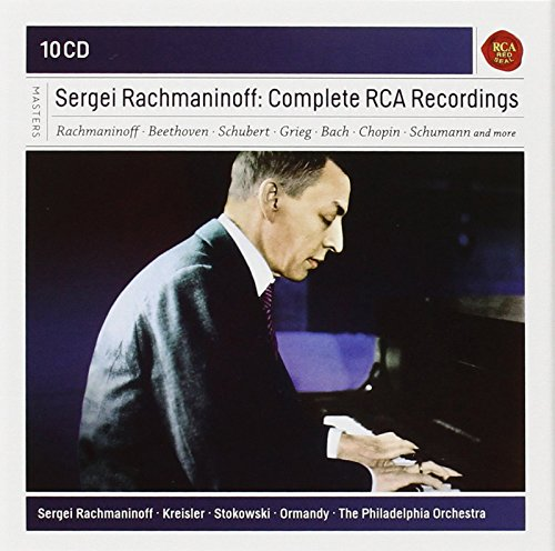 Sergei Rachmaninoff: Complete Rca Re Cordings