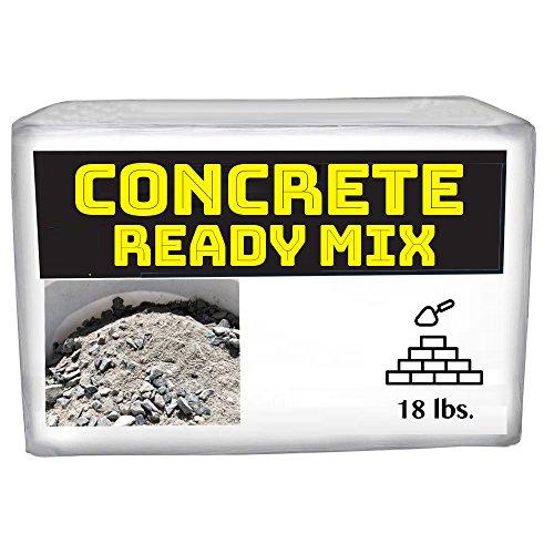 (Ready Mix Concrete - Quick Concrete Mix 18 LB Bucket)
