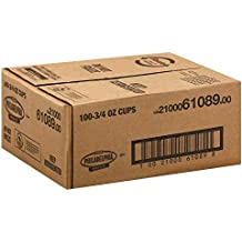 Kraft Philadelphia Original Cream Cheese Spread - Cup, 3/4 Ounce - 100 per case.