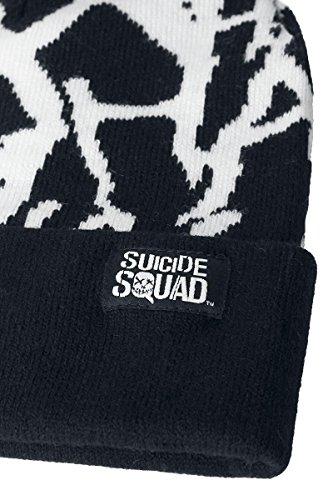 2ea3508fa07 DC Comics Suicide Squad Joker HAHAHA Pom Beanie - Import It All