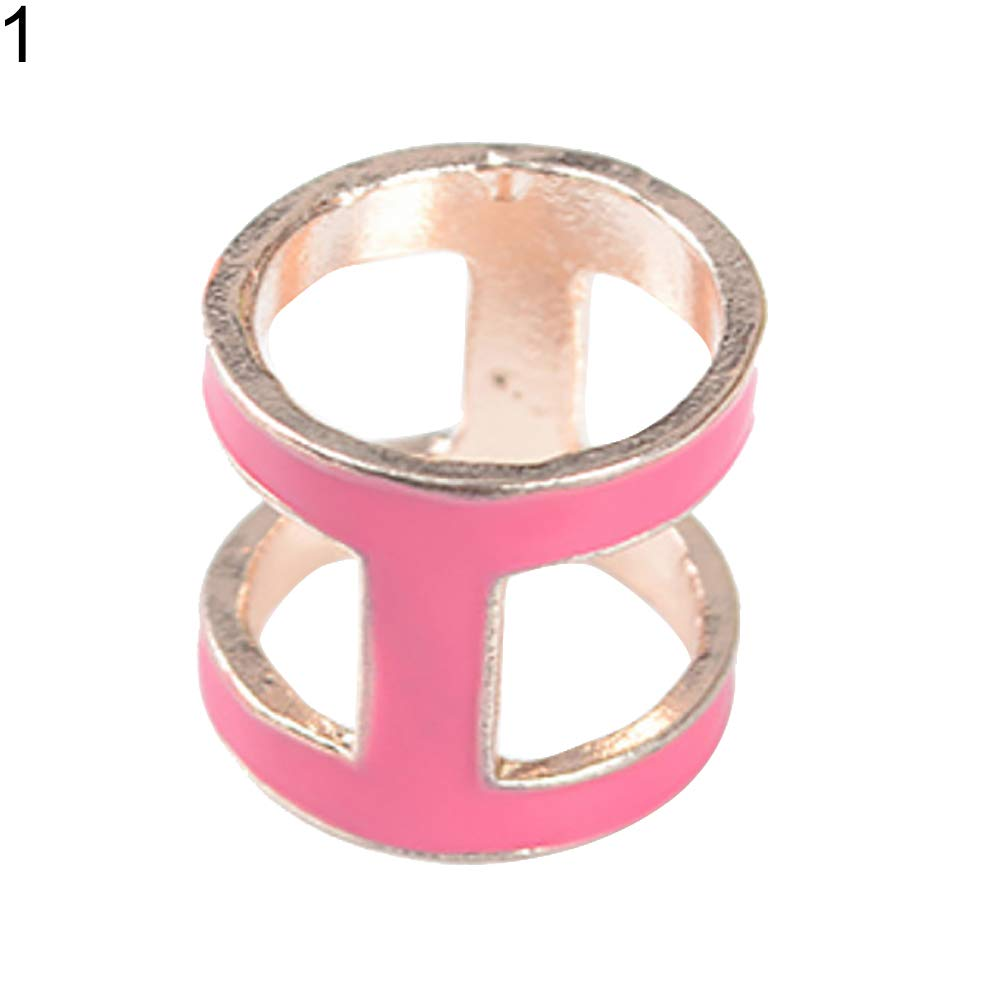 Finance Plan Big Fashion Flower Butterfly Shiny Rhinestone Women Scarf Clip Ring Buckle Jewelry 1#