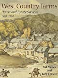 img - for West Country Farms: House-and-Estate Surveys, 1598-1764 book / textbook / text book