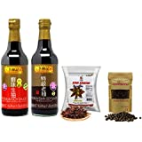 Lee Kum Kee Premium Dark Soy Sauce ,Soy Sauce, Star Anise, Peppercorn Combination Set