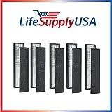 Cheap 5 pack Air Purifier Filter to fit Idylis IAP-GG-125 Air Purifier, by Vacuum Savings