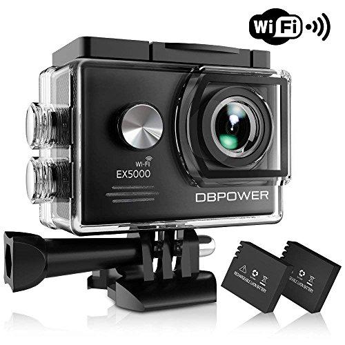 Action Camera Waterproof Reviews - 8