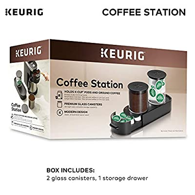 Keurig Carousel Coffee Pod Storage, Holds up to 36 K-Cup by Keurig