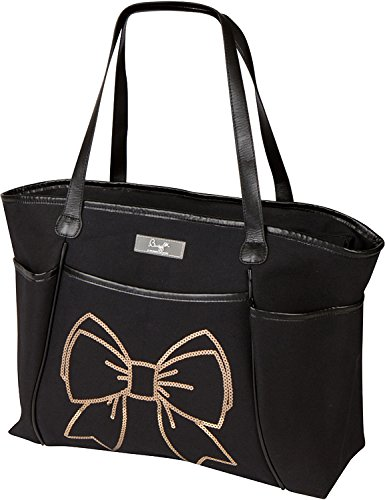 The Bumble Collection Sequin Tote Bag, Bow