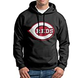 Ano Men's Sweatshirt Cincinnati Red Black