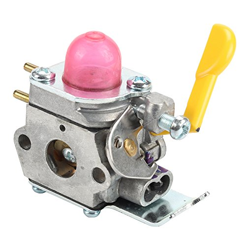 Savior Carburetor with Adjustment Tool Kit Screwdriver for Poulan Weed Eater Featherlite FL20 FL20C FL25C FL26 FX26S FX26SC FX265 XT260 SST25 SST25C String Trimmer 530-071752