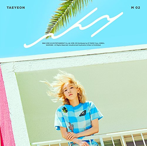 TaeYeon Mini Album Vol. 2 - Why [+Official unfolded poster in tube][+24K autograph EM filter][+polaroid photo 4pcs(with signature)][+Teaser photo 1pcs][+POSTCARD][+STICKER]