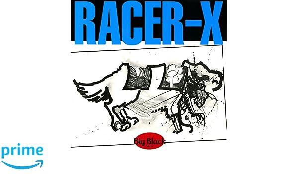 Big Black - Racer-X [Vinyl] - Amazon com Music