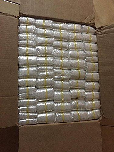 Large Spa Pedicure Disposable Liner 1200 pcs per carton $0.15 each by D&P (Image #3)
