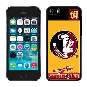 NCAA ACC Atlantic Coast Conference Florida State Seminoles 11_iPhone 5C Case Cover