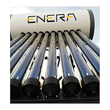 "Calentador solar de agua de tubos de vacío ""heat pipe"" de 1 metro"