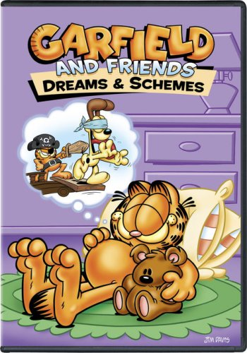 Amazon Com Garfield Dreams And Schemes Garfield Movies Tv