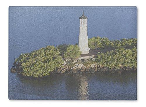 Gear  Cutting Board, Tampa Lighthouse, 11x8