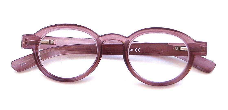 4e18b79e9c Amazon.com  Chunky Chic Readers - Thick Frame Reading Glasses-1.25-Black   Health   Personal Care