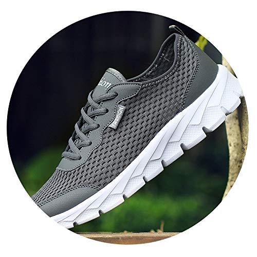 sensitives 2019 Men Casual Shoes Breathable Ultralight Comfortable Outdoor Walking Footwear ()