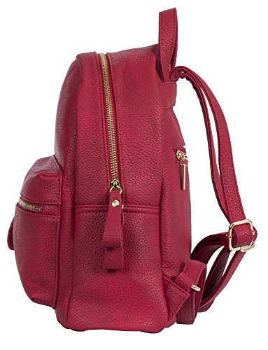 So 1 Shop Big Leather Bag Synthetic Backpack Womens Design Handbag Owwz7xTqC