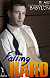 Falling Hard (Billionaires in Disguise: Lizzy #1): A Romance Novel