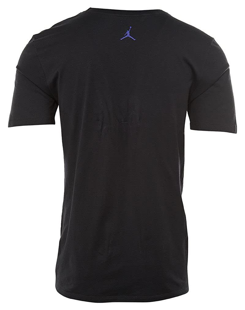 b7a91f72b64bd1 Jordan Xi Gamma Blue Shirt
