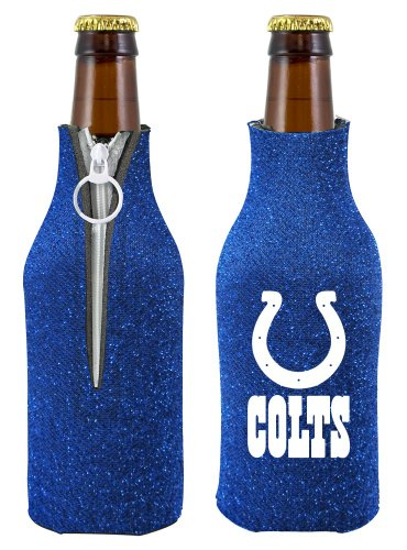 Indianapolis Colts Glitter Bottle Suit Holder