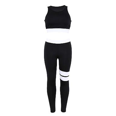 dfefa0372d hubble-bubble Women's Sport Suit Sportswear Bra + Yoga Pants wear  Sportswear Women Gym Fitness