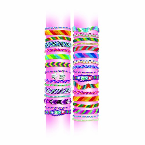 Made By Me Friendship Bracelets by Horizon Group