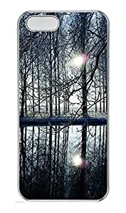 Case For Sam Sung Note 2 Cover Tree reflection PC Custom Case For Sam Sung Note 2 Cover Cover Transparent