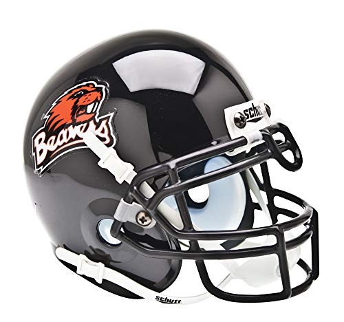 Schutt NCAA Oregon State Beavers Mini Authentic XP Football Helmet