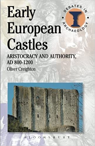 Ebooks mobile free download Early European Castles: Aristocracy and Authority, AD 800-1200 (Debates in Archaeology) PDF FB2