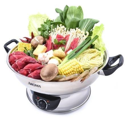 Aroma Electric Shabu Shabu Hot Pot