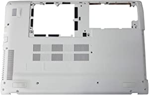 Acer Aspire E5-553 E5-553G E5-575 E5-575G E5-575T E5-575TG White Lower Bottom Case 60.GDYN7.003