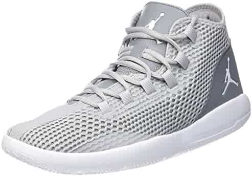 82f0a4703e8 Jordan REVEAL mens basketball-shoes 834064-003_9.5 - WOLF GREY/WHITE