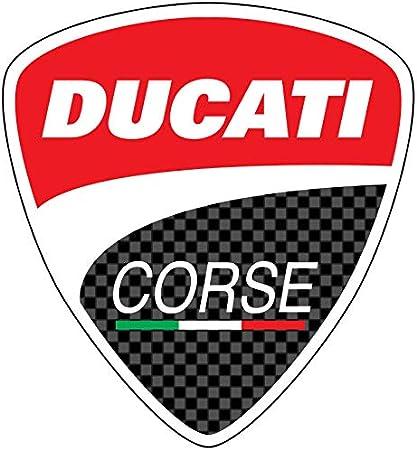 Color Negro y Rojo Chaleco Calentador de Cuerpo para Hombre 100/% Nailon Ducati Corse 2019 Racing MotoGP