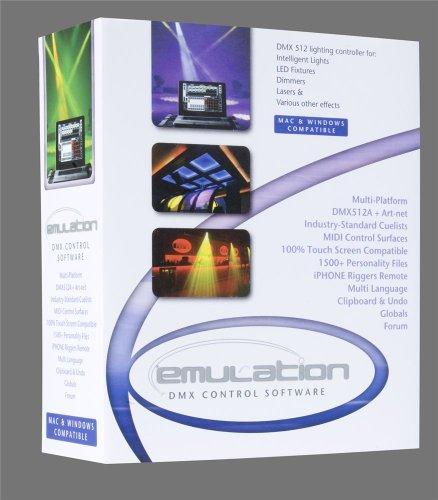 Elation Emulation DMX Software/Hardware Lighting Controller