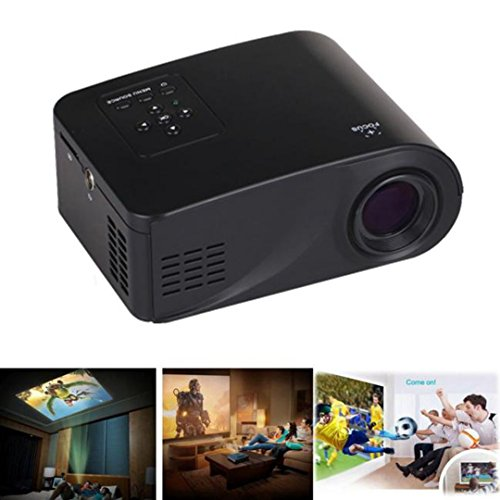 DDLBiz Cinema Theater Multimedia Projector