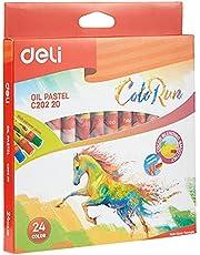 Deli Ec20220 زيت باستيل لون ذو نوعية جيدة لمزج رائع