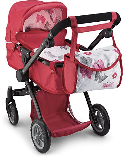 Adjustable Handle Doll Stroller - 6