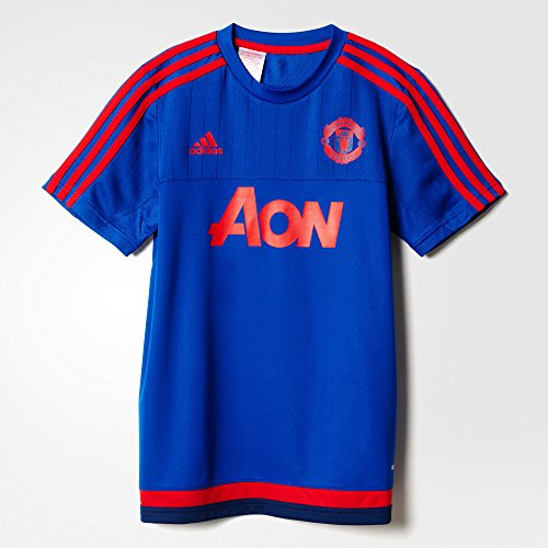 adidas Manchester United FC Training Youth Jersey-Croyal (XL)