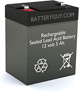 Replacement Sealed Lead Acid (Rechargeable SLA) Battery - BG-1250F1