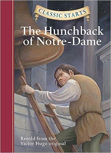 Hunchback Of Notre Dame Book