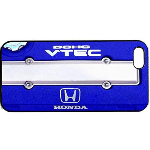 iPhone 5, Motiv Honda B Serie, Blau, Integra Civic CRX del Sol B18c B16a2 VTEC JDM
